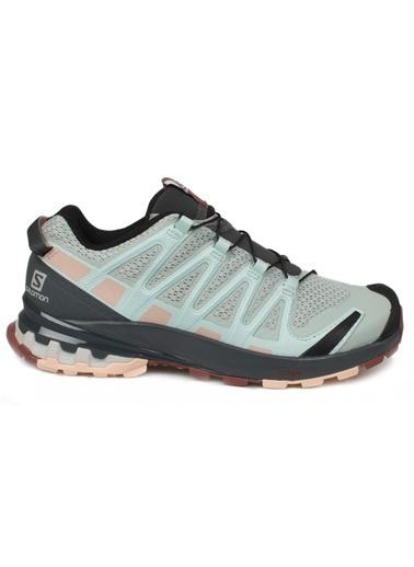 Salomon Xa Pro 3D V8 W Kadın Ayakkabısı L41117800 Gri